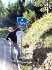 Bovec Slovinsko